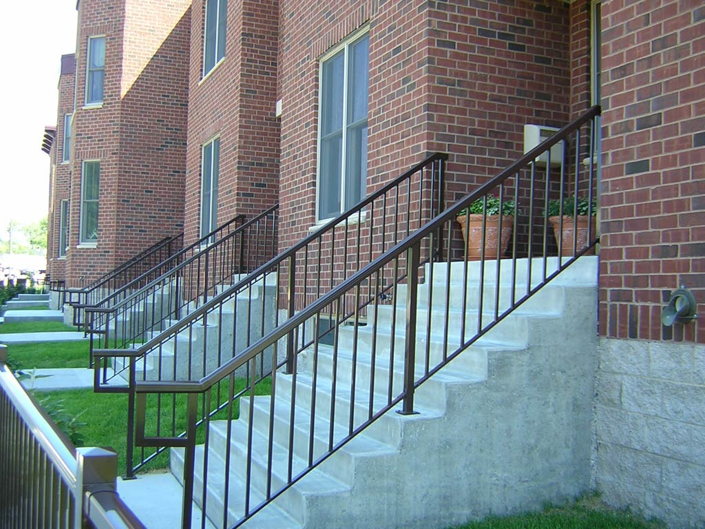 Image gallery of Excell Railings, Handrails, Stairs ...
