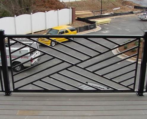 Custom Railing Panels