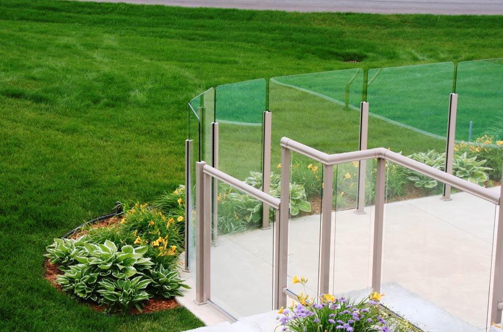 exterior glass railing ottawa. topless glass railing exterior ottawa