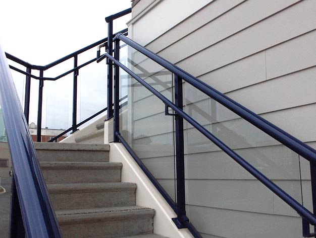 Excell Railing Systems Glass Amp Picket Railings Cable