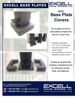 Excell Railing Base Plate Covers Online Brochure